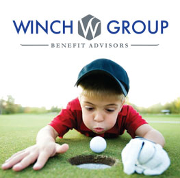 Winch Golf for Kids 2018