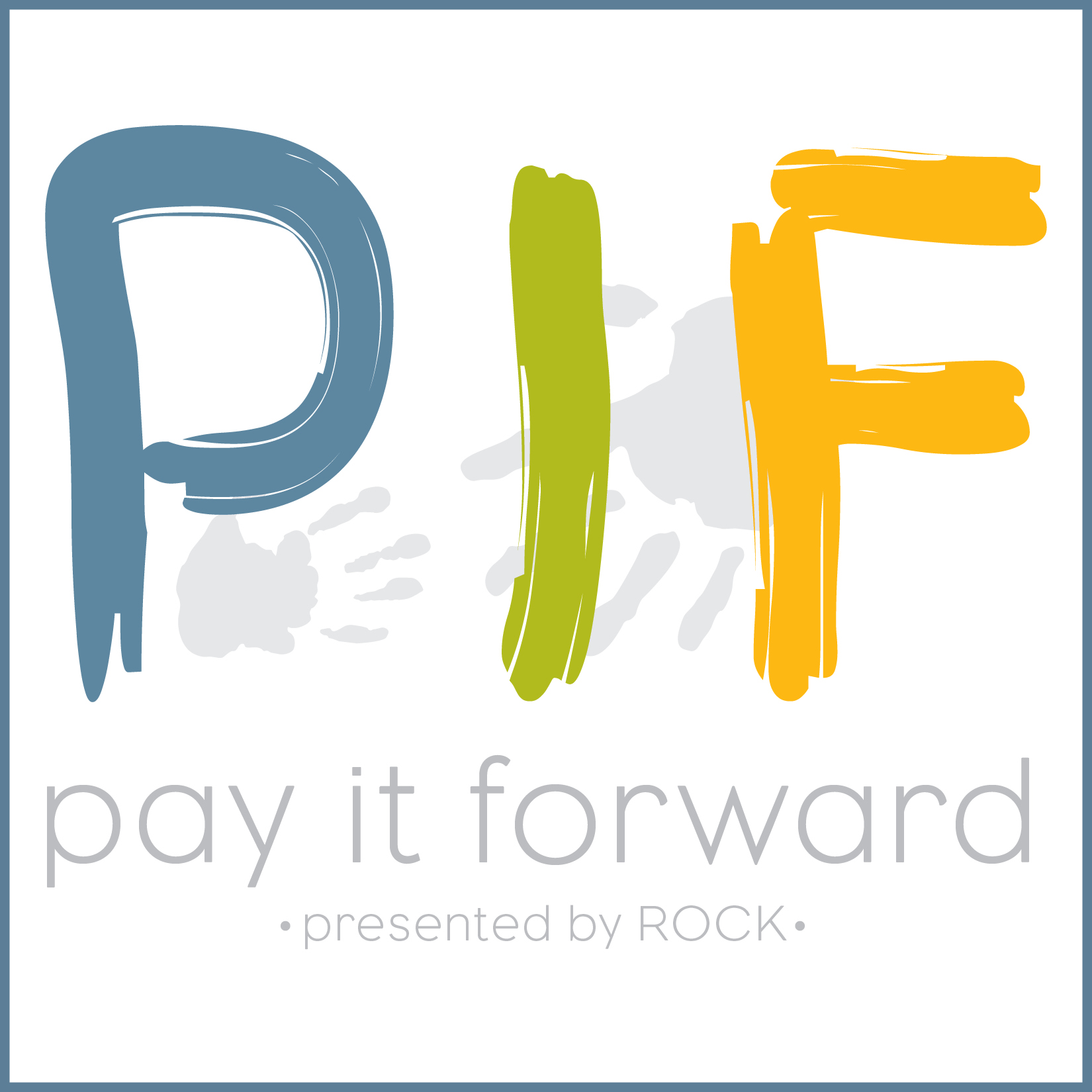 Pay-It-Forward (PIF)